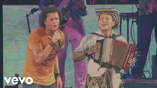 Смотреть клип Carlos Vives - Hijo Del Vallenato