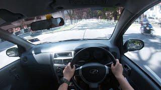 2007 Perodua Viva 1.0 EZ | Day Time POV Test Drive