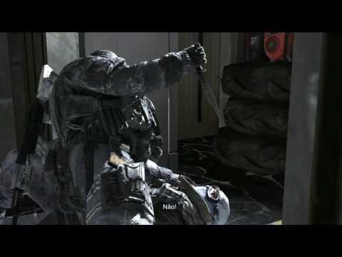 Call of Duty: Modern Warfare 2 Reveal Trailer - Subtitles PT-BR