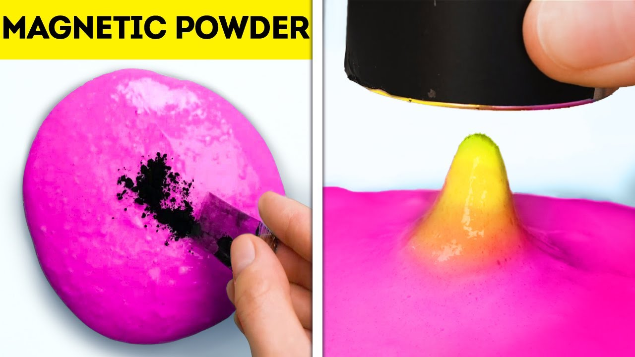 MARVELOUS EXPERIMENTS AND MAGIC TRICKS YOU CAN MAKE AT HOME