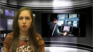 Videomonitoramento em escolas do Ceará.