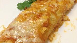 How To Prepare Easy Enchiladas With Flour Tortillas - Diy Food & Drinks Tutorial - Guidecentral