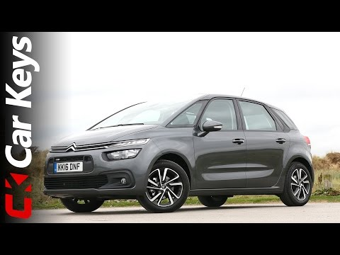 Citroën C4 Picasso 4K 2016 review - Car Keys