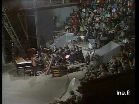L'orchestre de Michel Colombier