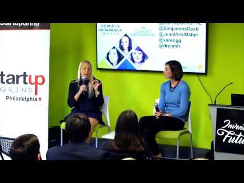 Startup Grind PHL - Karen Griffith Gryga (Female Founders Month)