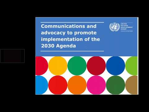Fulfilling the promises: A Practical Guide for UN advocacy to promote implementation of the 2030 Age