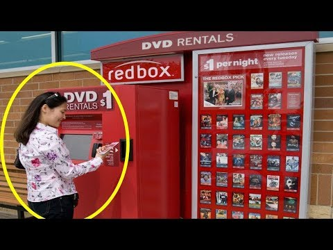 Woman Opening Her Rented DVD Finds A Note Inside That Almost Makes Her Scream