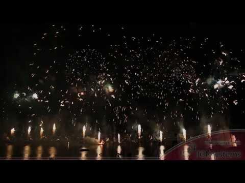 Grand Firework Display Geneva 2013