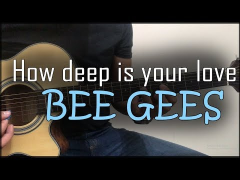 how-to-play---how-deep-is-your-love-from-the-bee-gees---guitar-tutorial