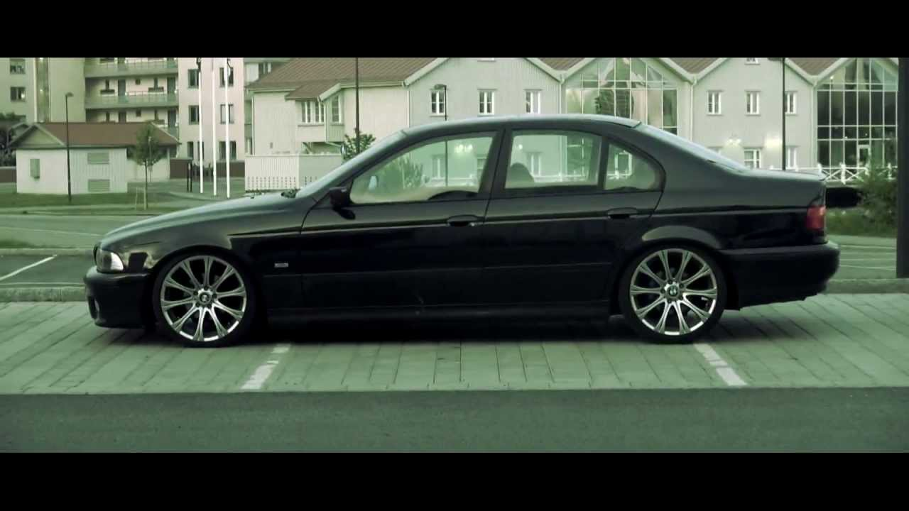 bmw e39 videoshooting youtube. Black Bedroom Furniture Sets. Home Design Ideas