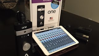 Apogee One Review - The Apogee One is really a 3 in 1 device. It's ...