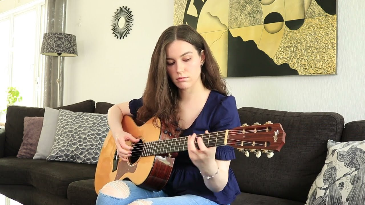 (J.S. Bach) Air On The G String - Gabriella Quevedo