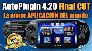 AutoPlugin 4.20 FINAL CUT - LA MEJOR Aplicación DEL MUNDO