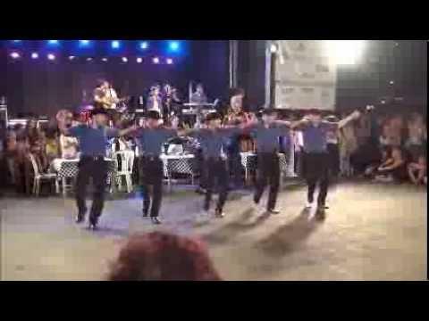 Ottawa Greek Fest 2013 Zorba Dance featuring Original Zorbettes