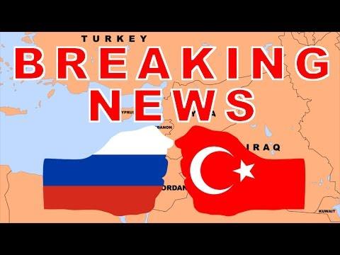 ΕΚΤΑΚΤΟ | Κλιμακώνεται η ένταση μεταξύ Ρωσίας και Τουρκίας - (28.2.2020)[Eng subs]