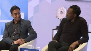 Dixon Chibanda: Zimbabwe Training Grandmothers to Treat Depression @ Davos World Economic Forum