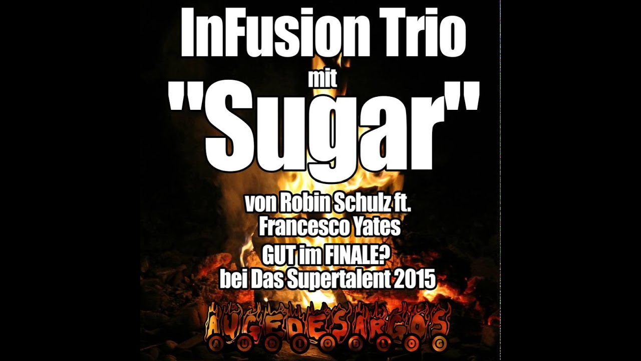 Infusion Trio Supertalent