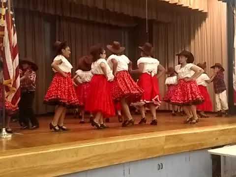 North Ranchito Elementary School Folklorico performances(3)