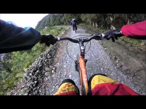 TRAVEL MONKEYS BOLIVIA  DEATH ROAD FULL VERSION