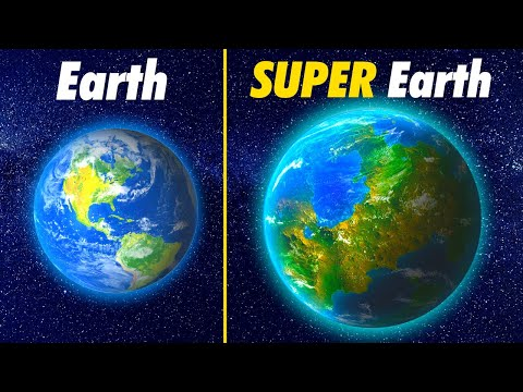 The Discovery of The Super Earth   Space Discoveries 2020