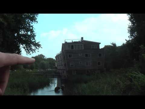 НИДЕРЛАНДЫ: Голландский стиль домов... Голландия (Netherlands Amsterdam)