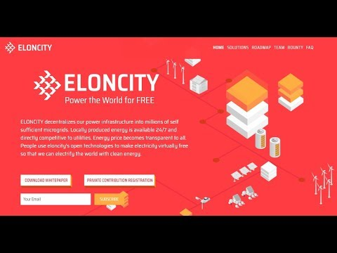 Instructions Buy Private Sale Ico Eloncity
