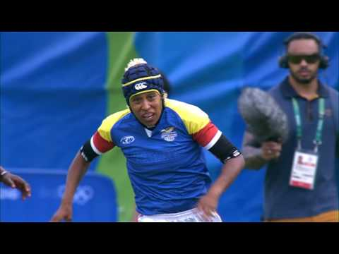 2016 Olympic Games Women Match 25 Colombia vs Kenya