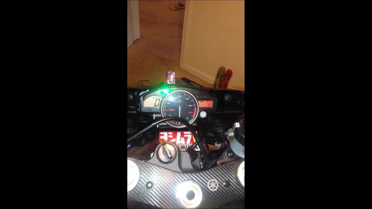 Yamaha r6 healtech GI Pro