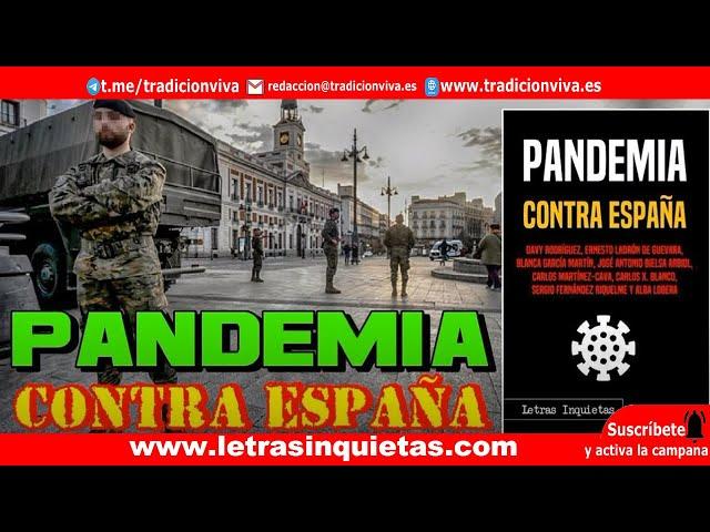 👺👺#Pandemia contra #España