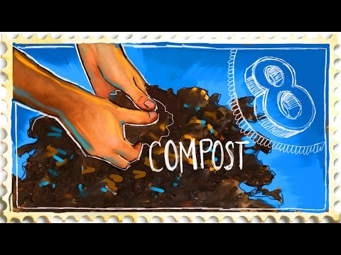 How I Make Compost and Why You Should Too - Suburban Homestead EP8