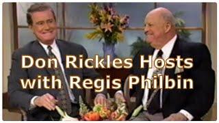 Don Rickles Hosts Full: Live with Regis/Kathie Lee (1996)