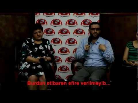 Hacı Şahin Həsənli öz qızı...