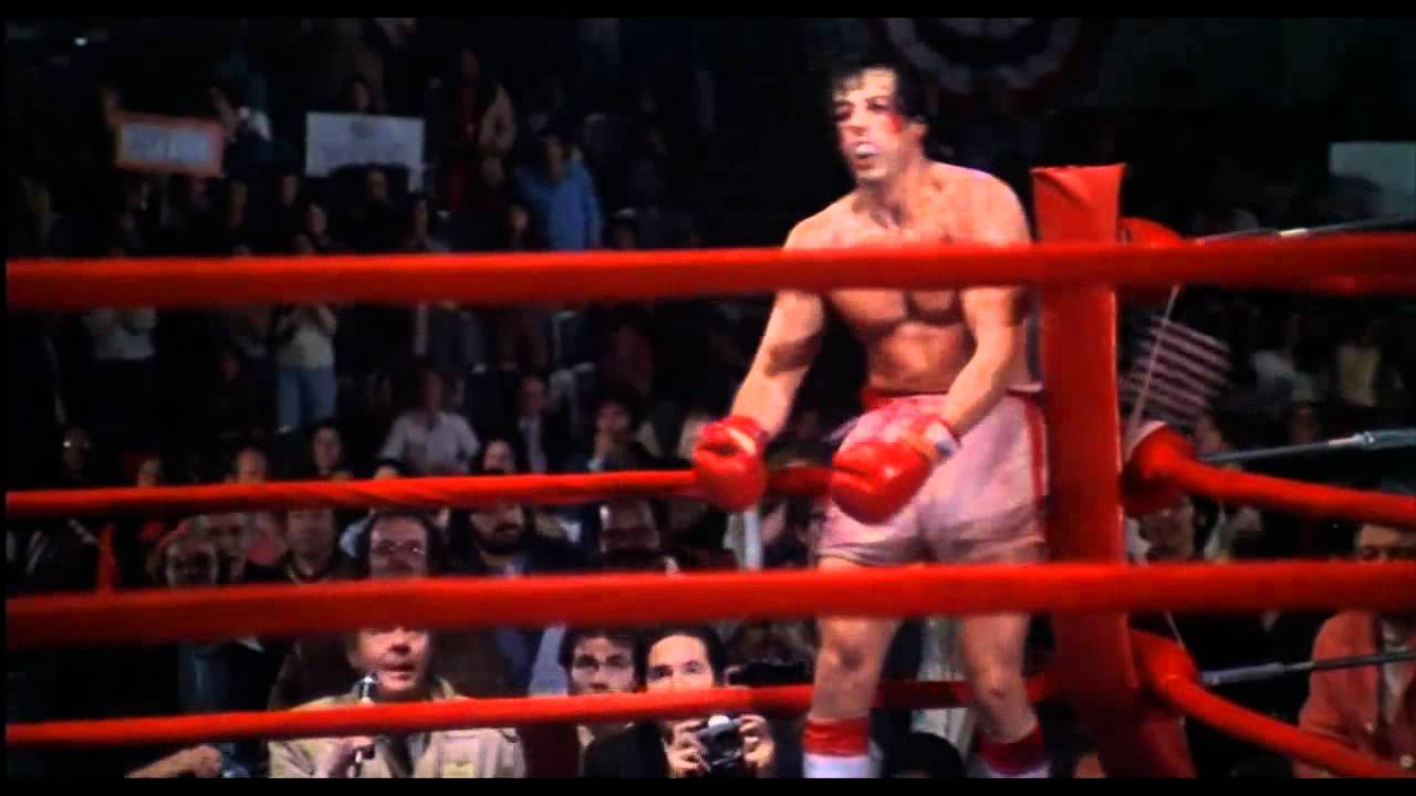 Rocky 1 - Full Fight Scene - YouTube