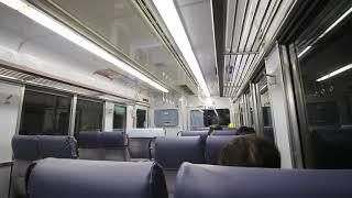 JR本四備讃線(瀬戸大橋線) 児島~上の町 車窓と車内風景 Seto-Ōhashi Line Kojima Station to Kaminochō Station (2019.3)