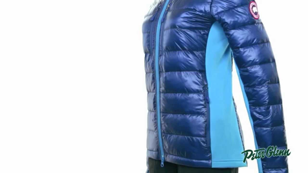 Canada Goose expedition parka online discounts - 2015 Canada Goose Women's Hybridge Lite Down Hoody Review by Peter ...