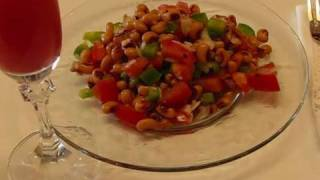 Betty's Black-eyed Pea Salad