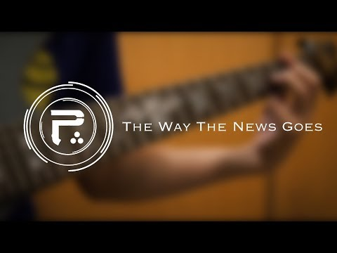 Rayn - The Way The News Goes Guitar Cover - Periphery