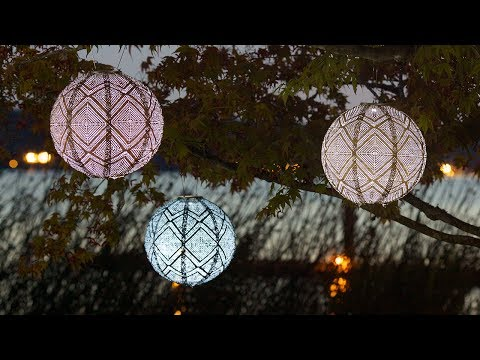 Allsop Home & Garden - Wheel Easy & Solar LED Lighting