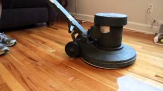 Hardwood Floor Cleaning Asheville