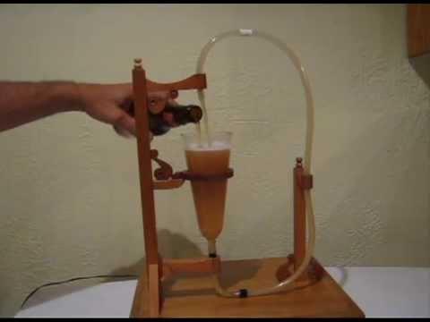 Вечный двигатель колесо вода трубки