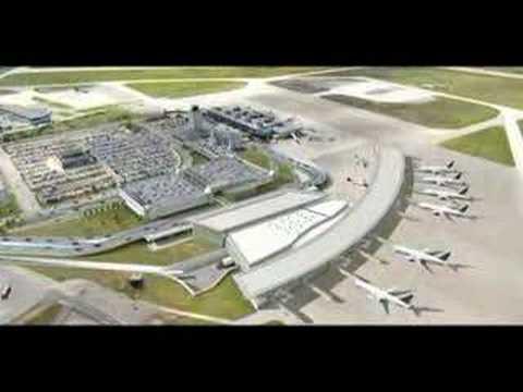 New Winnipeg Terminal: An Intermodal Airport City
