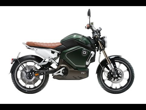 Super Soco TC Speed Test. 0 To Top Speed: Green-Mopeds.com