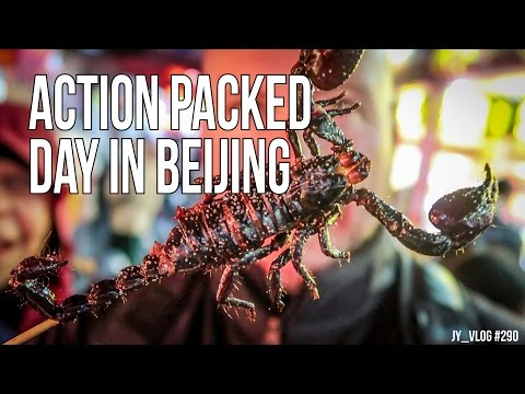 ACTION PACKED DAY in BEIJING