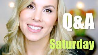 Q&A Saturday! My Religion, Artwork, Singing, Age