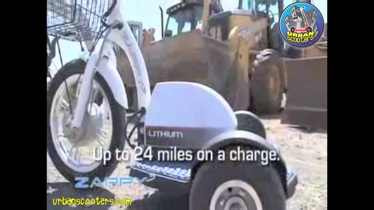 Zappy 3 Three Wheeled Electric Scooter - YouTube on wiring diagram 5a, wiring diagram 96v, wiring diagram 12v, wiring diagram battery, wiring diagram 24v, wiring diagram 120v, wiring diagram 240v,