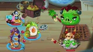 Мультик Игра для детей Энгри Бердс Прохождение игры Angry Birds epic [31] серия