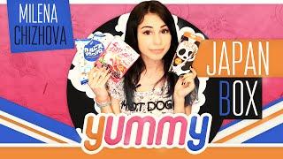 Yummy Japan Box #1
