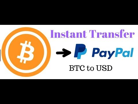Transfer Bitcoin To Paypal || Convert Your BTC Into USD Tips & Tricks