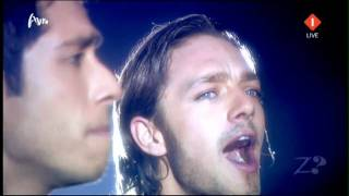 OZNZ 4 - Tommie & Roman - Houten hart