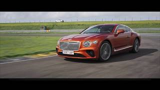 Stunning Bentley Continental GT review with Matthias Malmedie at the Anglesey Circuit / North Wales.
